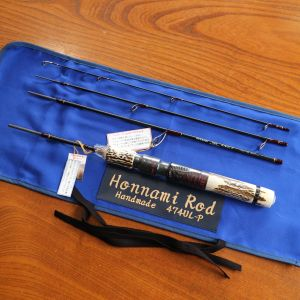 Honnami Rod 474UL-P (Red trout)
