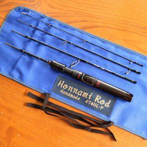 Honnami Rod 474UL-P (ebony)