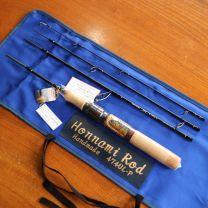Honnami Rod 474UL-P (Golden trout)