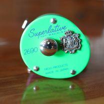 TOY-MACHINE SUPERLATIVE evangelion color  Includes avail Microcast Spool BC5224TR